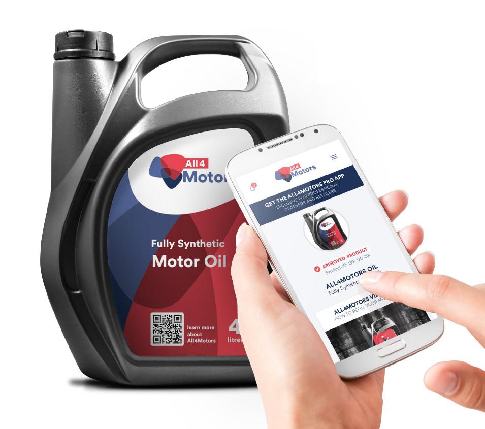 Smart4Motors NFC Smartphone